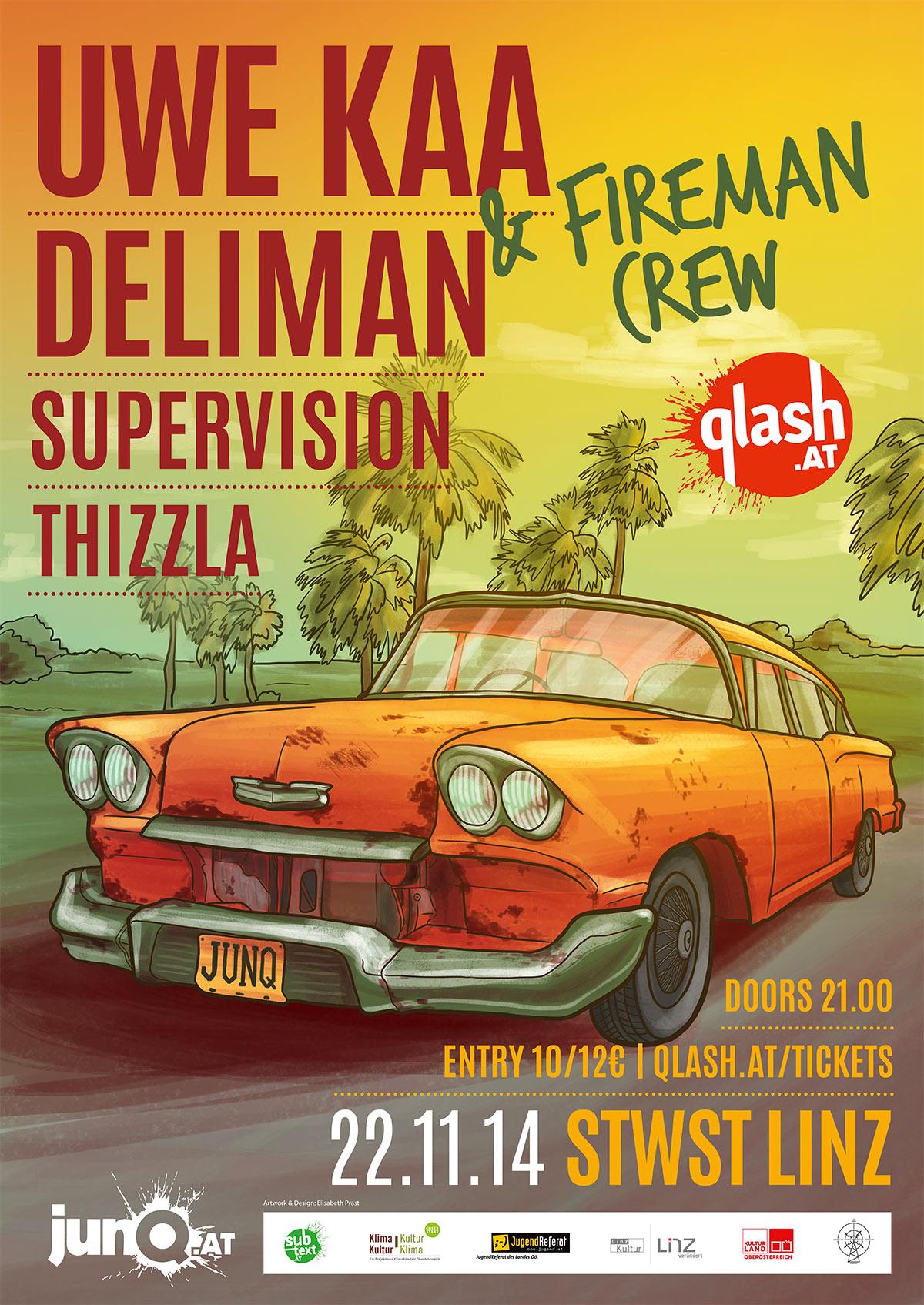 Reggae Qlash